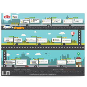 THE STOP Challenge Poster